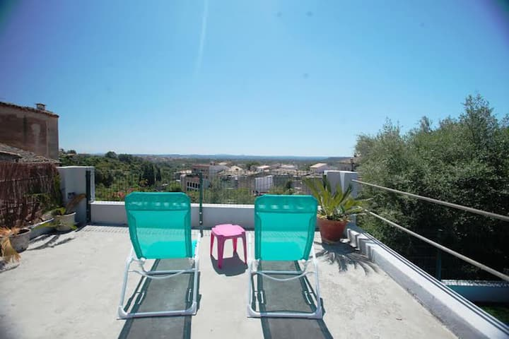 Peaceful Holiday Home in Campanet with small Private Pool