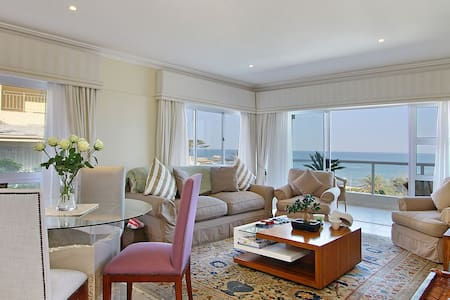 Camps Bay with great ocean views