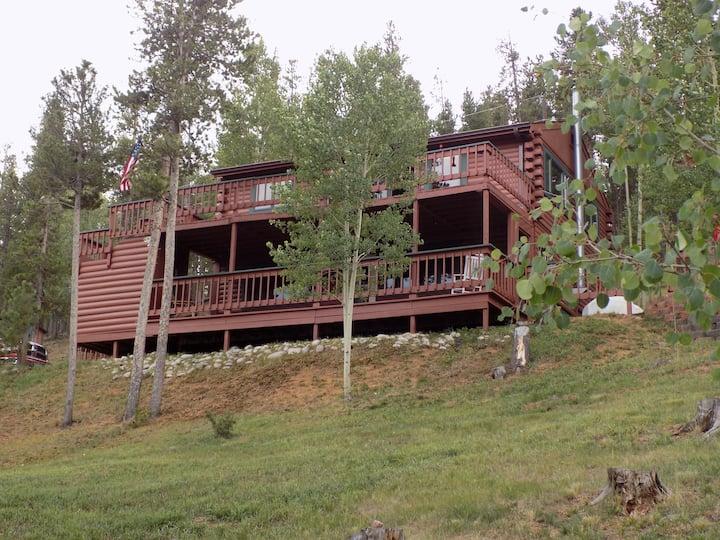 Storck's Nest Log Cabin Retreat