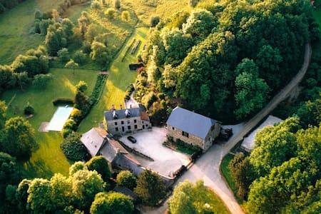 La Grange du Vieux Moulin d'Hanzinelle