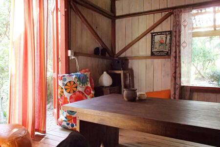 Cabaña de Cristina Amarilla - La Pedrera