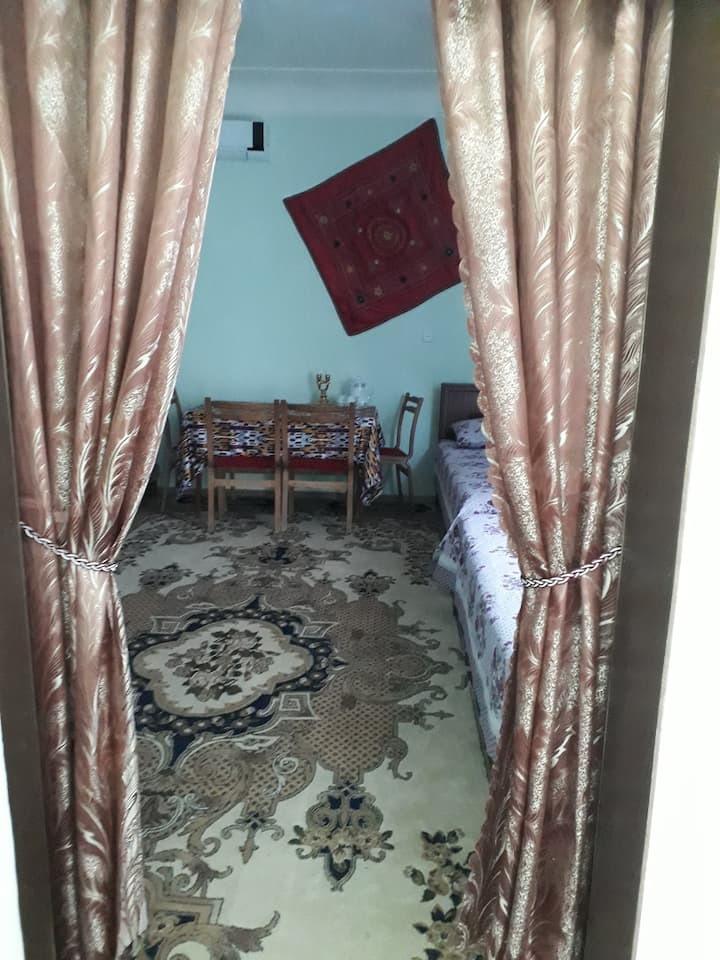 """""""Maftun"""" гостевой дом для путешествия в Бухара...."""