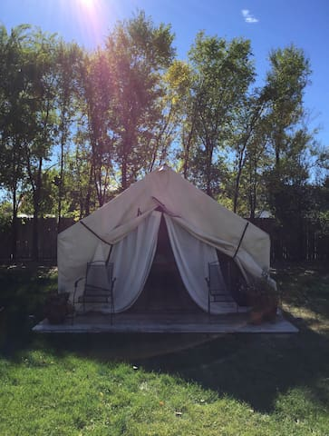 Smith Rock Boutique Camping - Terrebonne - Tent