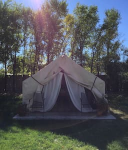 Smith Rock Boutique Camping - Terrebonne - Barraca