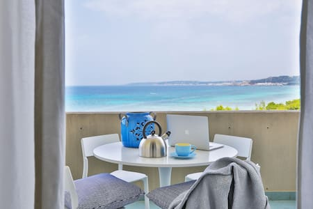 ★Beach Suite★Accesso Privato al Mare & Spiaggia