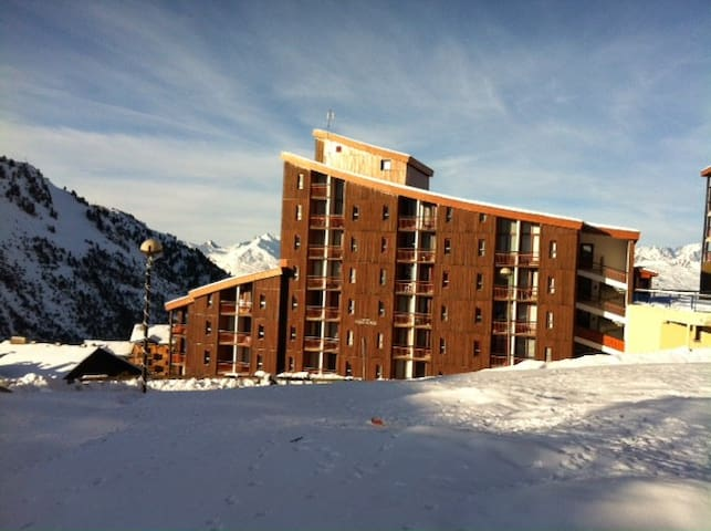 Bel Appart à ARC2000 vue Mont Blanc - Bourg-Saint-Maurice - Apartemen