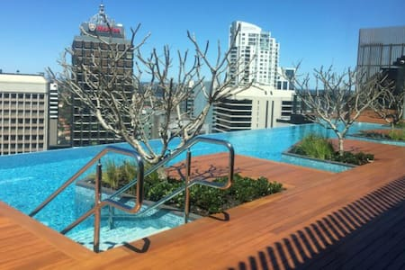 Luxury Private room with ensuite in North sydney - Pohjois-Sydney