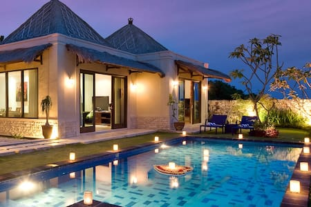 Chateau de Bali - Two Bedroom Villa