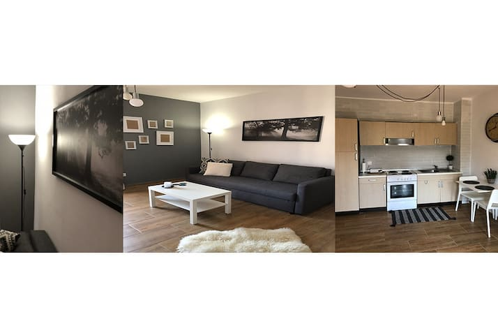 Apartment in Rhodes town center!!!