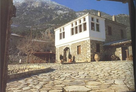 Superb mountain house in Parnassos - Parnassos - Villa