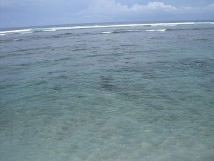 St Gilles Ile Réunion chambre à  100 m du lagon