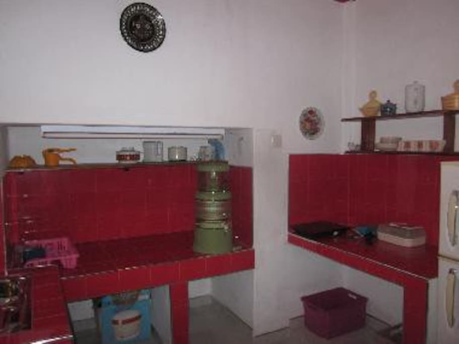 klein und fein ,Küche