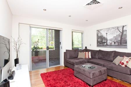 Modern apt. in Camperdown, Sydney - Wohnung