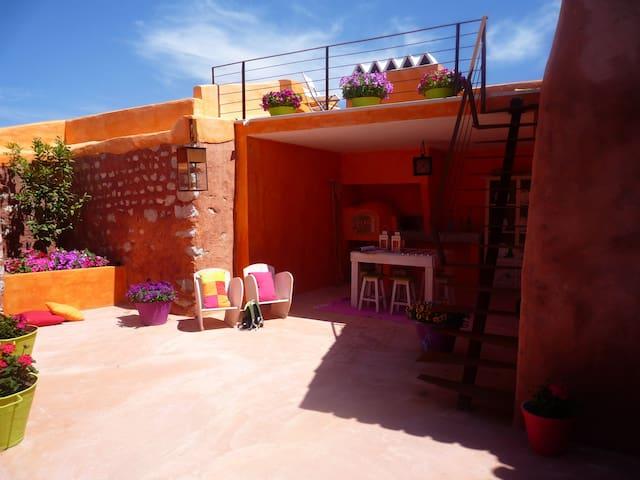 Casa Laranja - Santarém - Huis