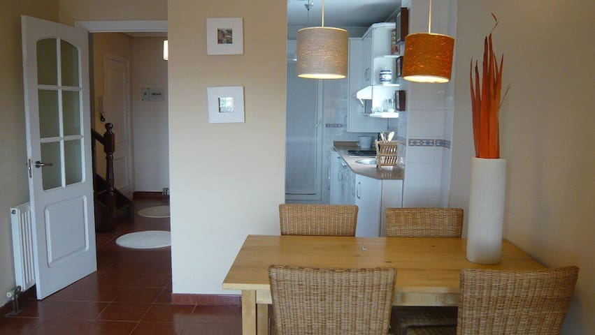 Beautiful, outstanding sea views - Suances - Apartamento