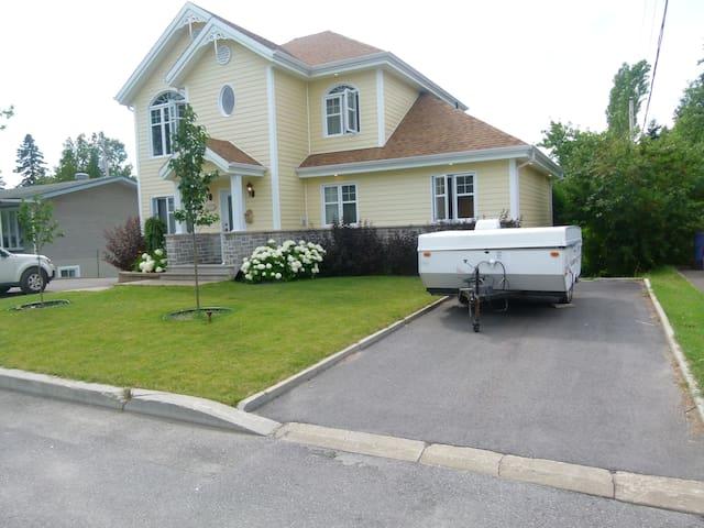 La Halte - Saguenay - Wohnung