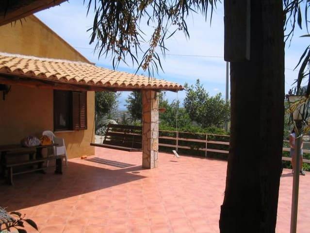 Cottage  indipendente panoramico  - Castellammare del Golfo - Cabane