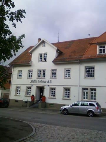 Wohnen im Hohnerareal - Trossingen - Apartament