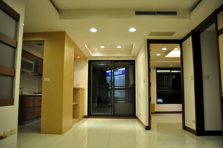 Love River - Lovely & Comfortable Apartment - Qianjin District - Appartement