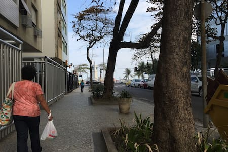 Estudio na quadra da praia de Ipanema. - Rio de Janeiro - Apartment