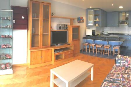 Apartamento acogedor en el centro - Viveiro