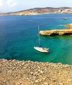 Monsieur Poulet, voilier quelque part en Grèce ! - Patras