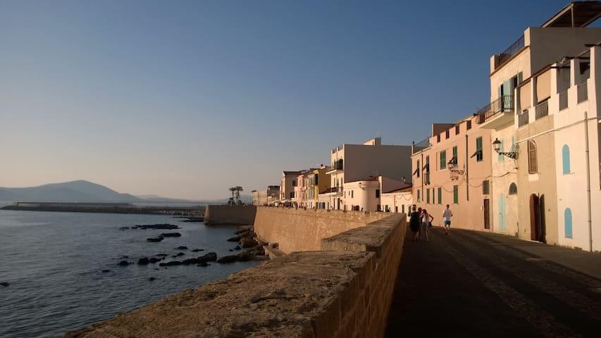 Casa in Sardegna vicino ad Alghero - Uri - Huis