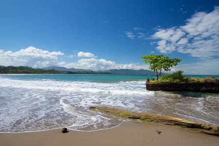 "Caribbean frontbeach ""STARFISH"" - Puerto Viejo de Talamanca - Bed & Breakfast"