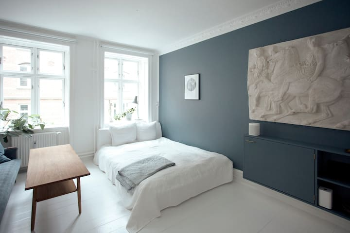 Stylish flat in the heart of vibrant Nørrebro