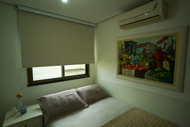 Bedroom in shared apartment