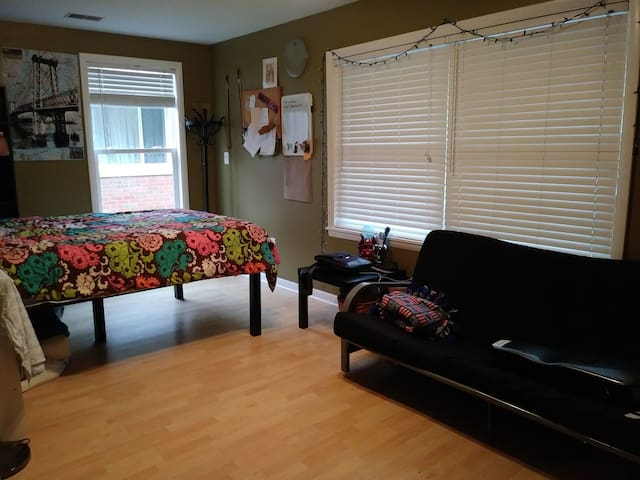 Large Room for Sublet on UM's North Campus!