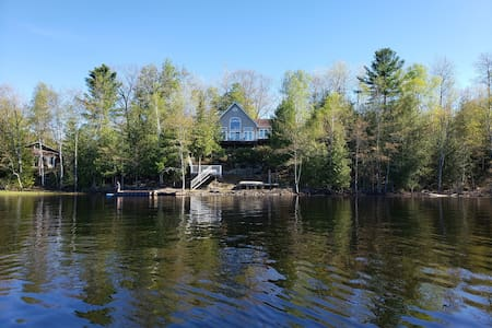 Granite Cove Cottage on beautiful Kennebec Lake