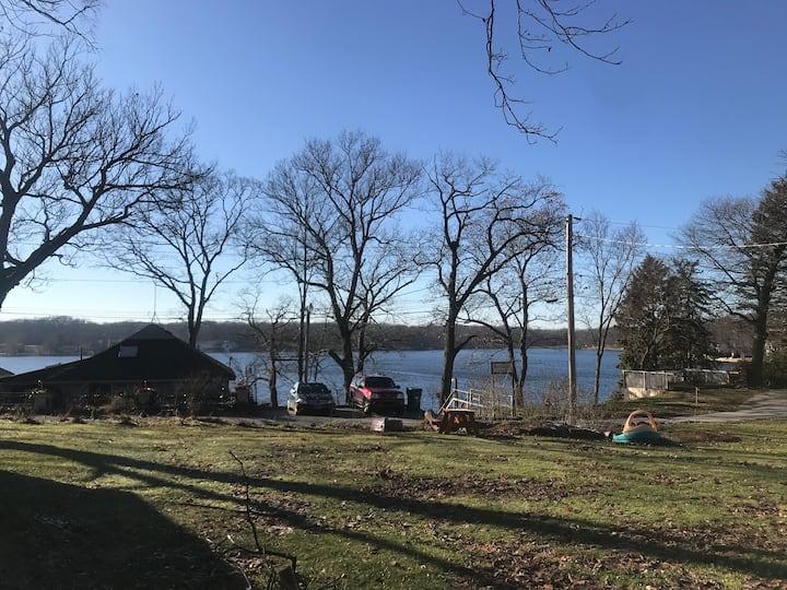 The Gray House at The Lake