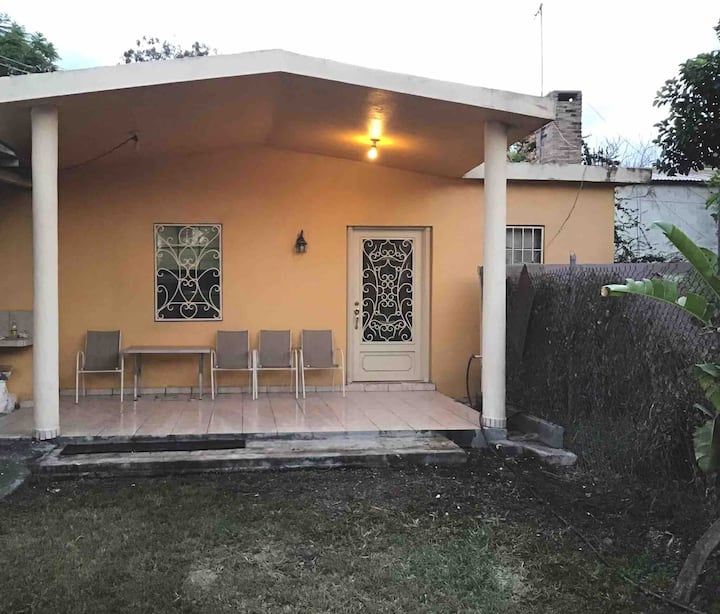 Casa las palmas zona centro General Terán