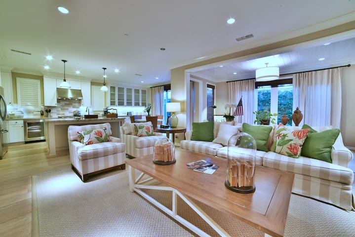 Luxury Model Vacation  Home in irvine