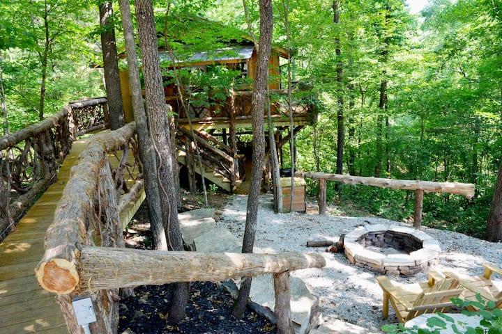 87 Getaway Treehouse Retreat