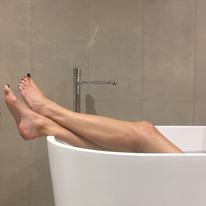 Relax in your own bath!