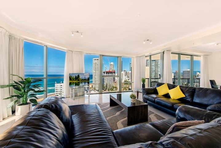 Gold Coast Luxury Holiday Apartment Sea Renity