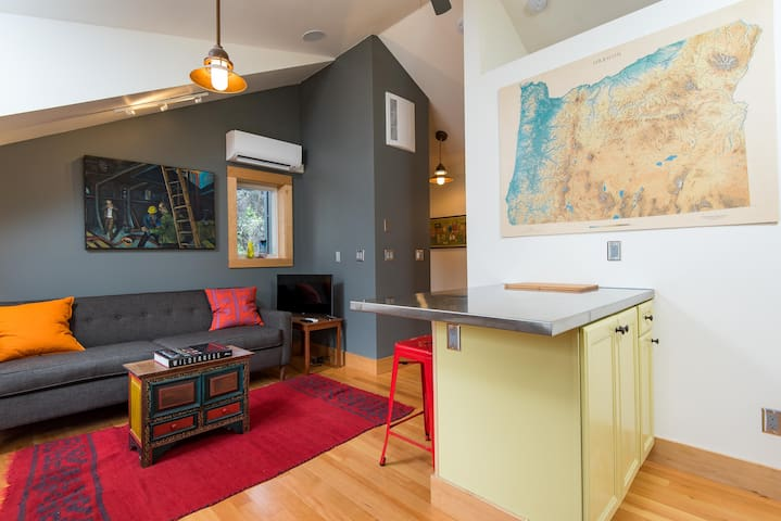 Woodstock modern apartment - Portland - Apartment