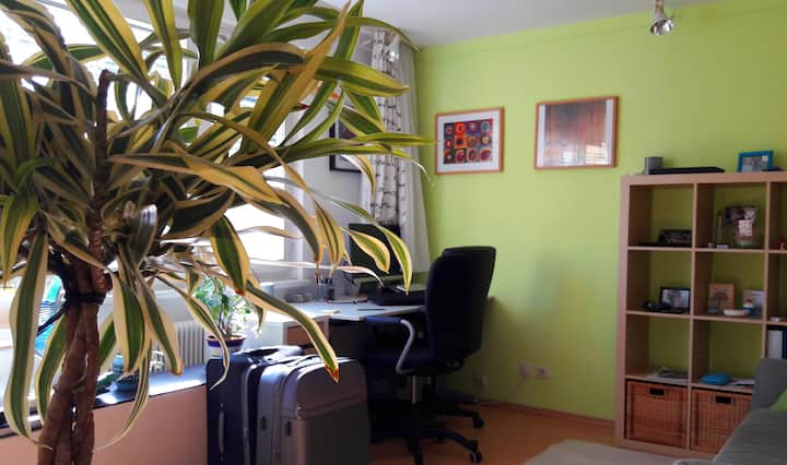 Charming! Beautiful Feelgood-Apartement, nr Center