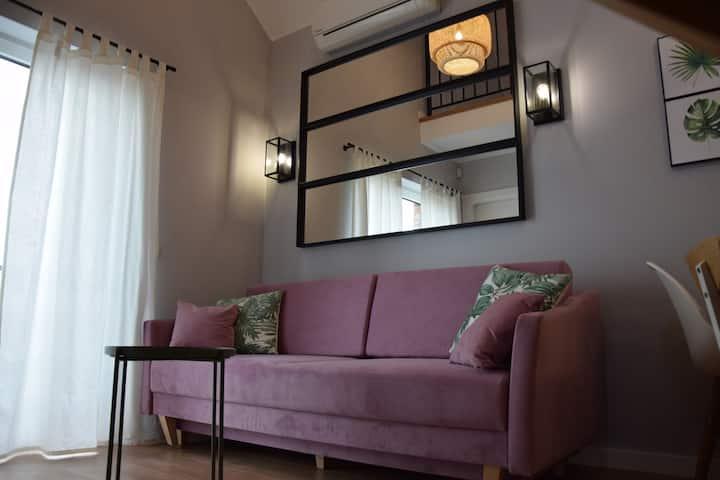 VerrAri Apartament Green