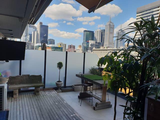 Apartment next to Melbourne Central