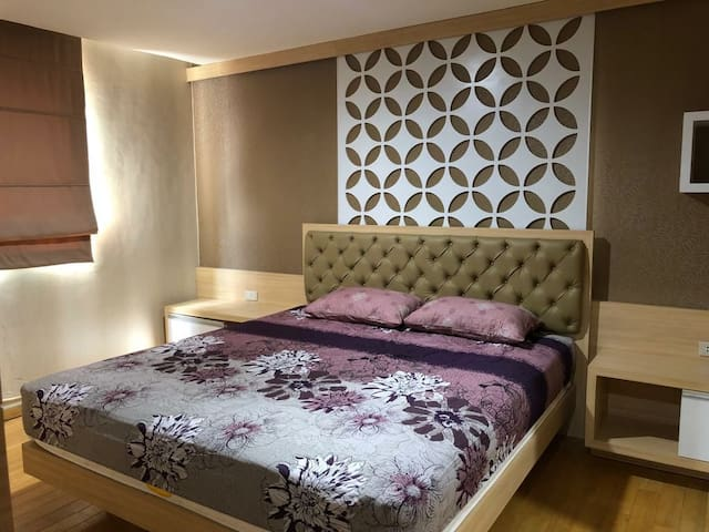 Cozy Harmoni apartment Mg suite 3BR max 5pax