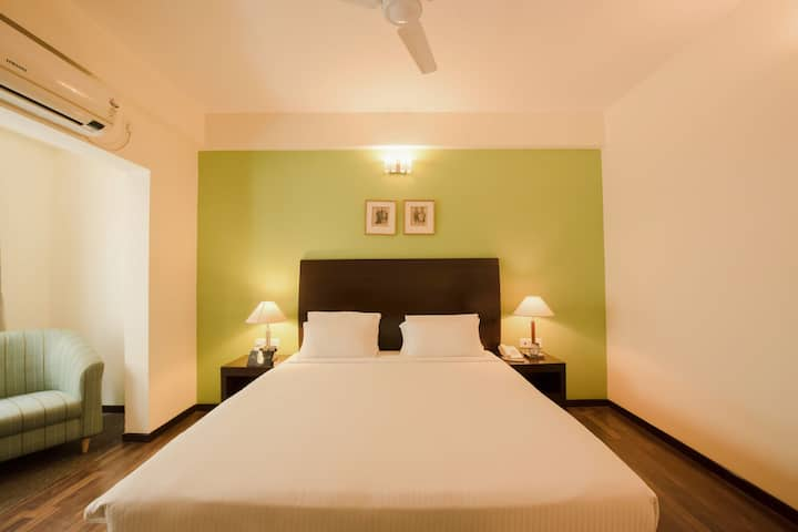 Exec. Room for Business Travelers in Marathahalli