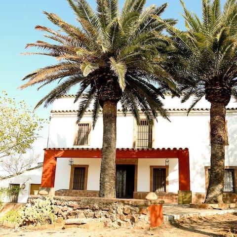 Casa Rural Las Palmeras - Cordova - Rumah percutian