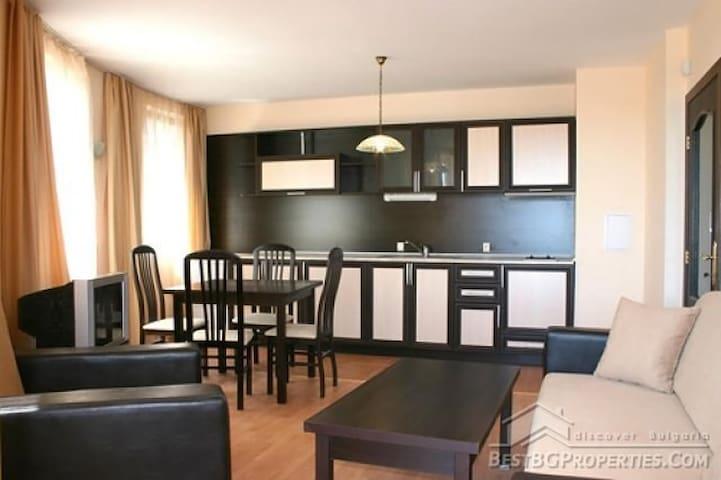 Апартаменты на море в Царево, Болгария