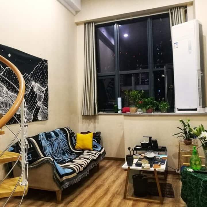 复式Loft酒店式公寓