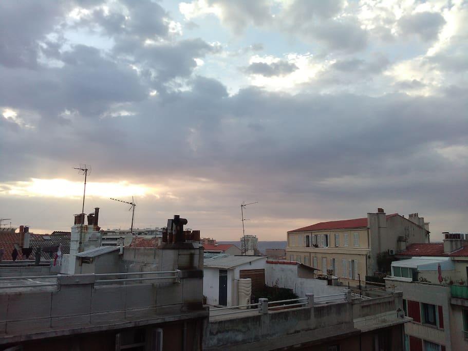 Saint victor entre le centre ville et la mer apartments - Apple store marseille terrasse du port ...