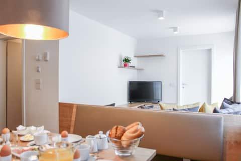 Rainer luxury Apart. zwei Schlafzimmer zwei Bäder
