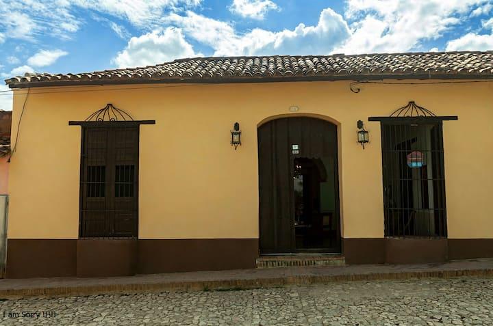 Casa colonial Perla Negra 1 (wifi)